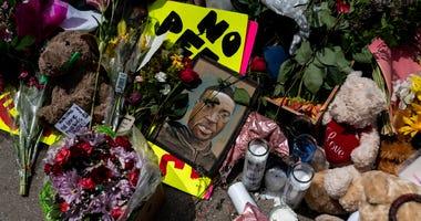 Floyd Memorial Site, Photo.