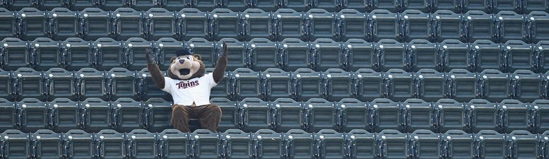 Minnesota Twins not expecting fans for season opener
