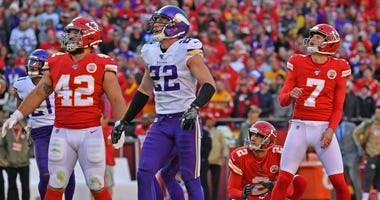 All Harrison Smith can do is watch
