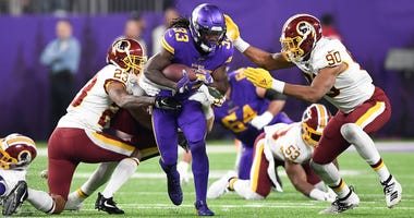 Dalvin Cook of the Vikings