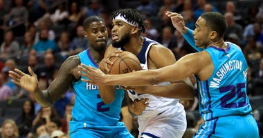 Timberwolves get big production from Karl-Anthony Towns