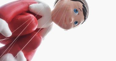 Elf on the Shelf Balloon