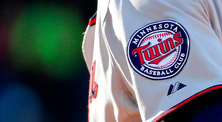Twins uniform logo