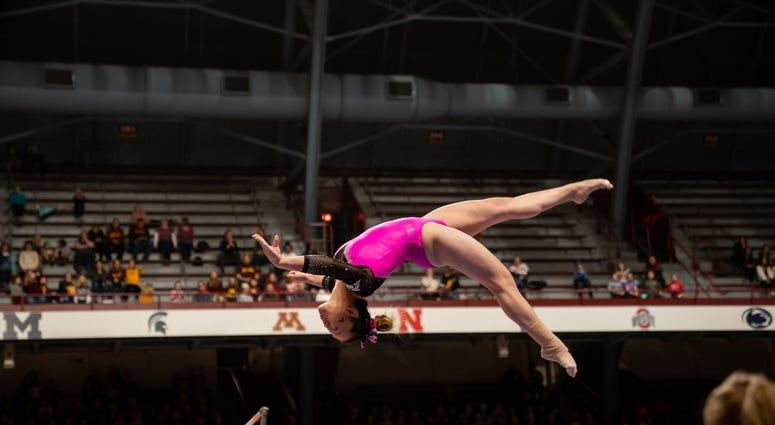 Gopher Gymnastics