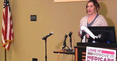 Kelley Anaas Minnesota Nurses Association