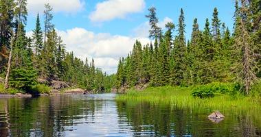 Minnesota, Wetlands, BWCA, Boundary Waters