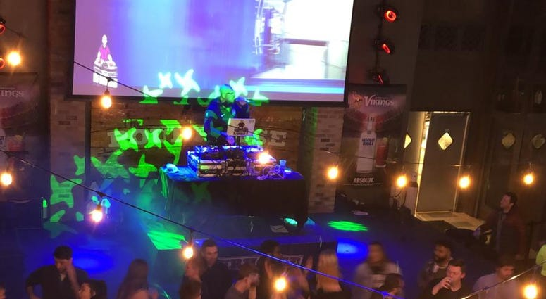 DJ Dudley D at The Pourhouse