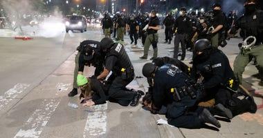 Protest Violence
