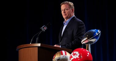 Roger Goodell, Super Bowl