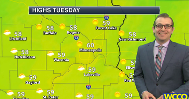 WCCO Weather May 12