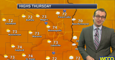 WCCO Weather May 14