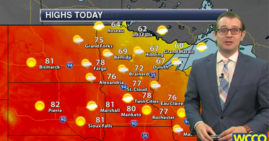 WCCO Weather June 11