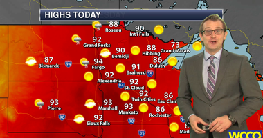WCCO Weather June 17
