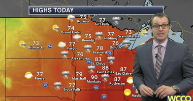 WCCO Weather June 18
