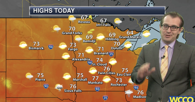 WCCO Weather June 22