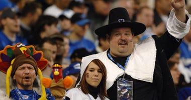 NFL on Thanksgiving