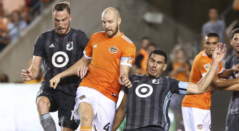 Minnesota United lose at Houston