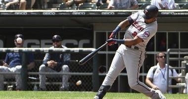 Twins get a hit from Luis Arraez