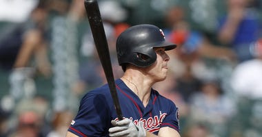 Max Kepler with the key hit in Detroit
