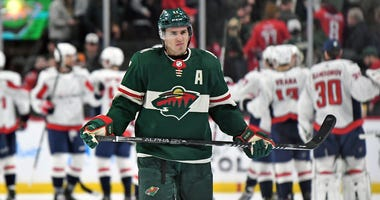 Another loss for Zach Parise and the Wild