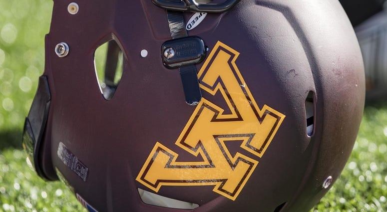 Gopher helmet