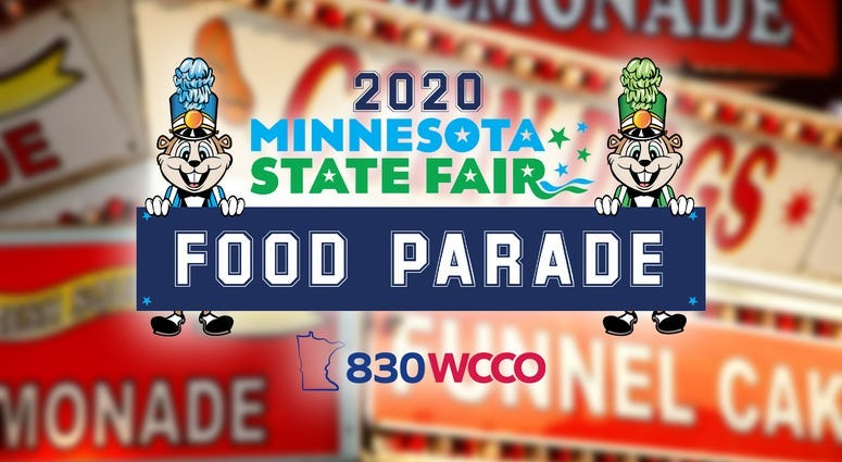 Second State Fair Food Parade scheduled