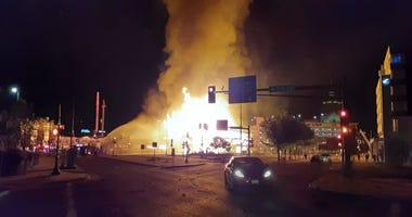 St. Paul fire