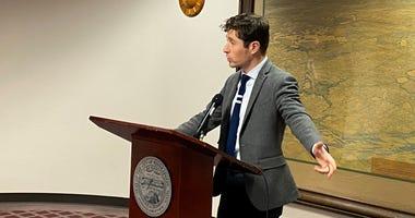 Minneapolis Mayor Jacob Frey