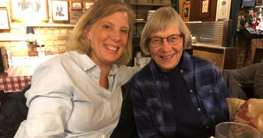 Susie Jones and her mother