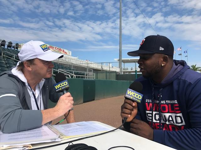Dave Lee, Miguel Sano Spring Training