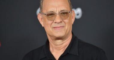 Tom Hanks Donates Plasma Again to Help With Coronavirus Research