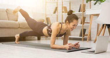 Gyms and Fitness Studios Streaming Free Workouts During Coronavirus