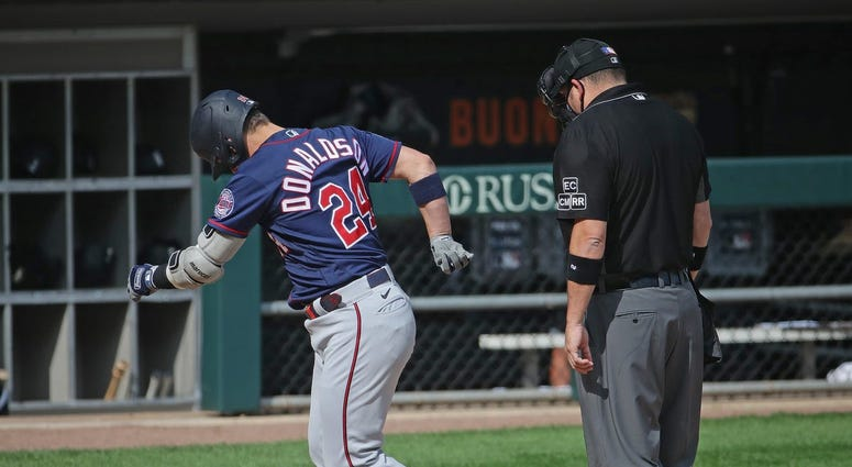 Josh Donaldson Swats Home Run, Gets Immediately Ejected vs. White Sox