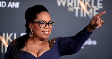 Oprah Donating $10 Million to Coronavirus Relief Efforts