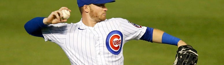Cubs' Ian Happ: MLB Playoff Bubble Is 'Very, Very Likely'