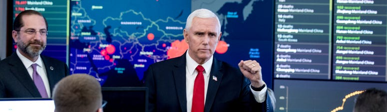 Pence's handling of 2015 HIV outbreak gets new scrutiny