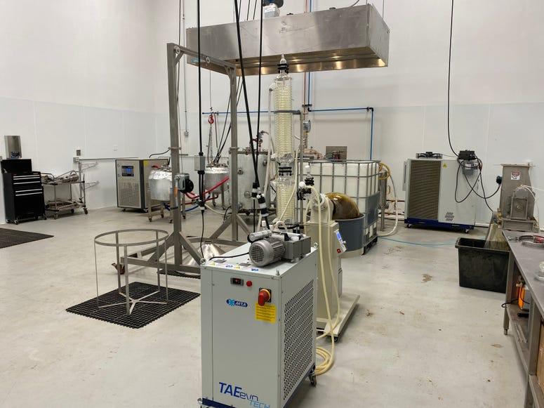 Minnesota CBD lab