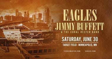 Jimmy Buffett And The Eagles