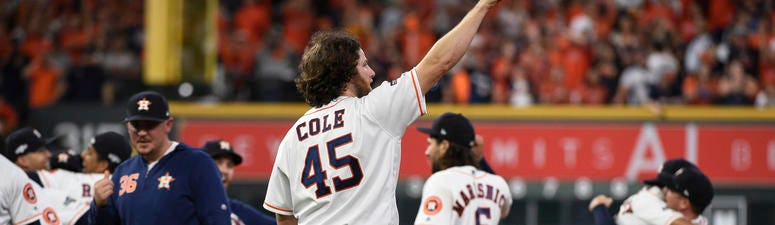 Astros aces lined up for ALCS against Yankees