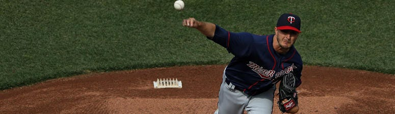 Odorizzi accepts qualifying offer from Twins