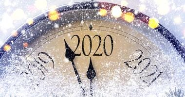 New Year's 2020-2021