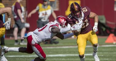 Bryce Williams of the Gophers