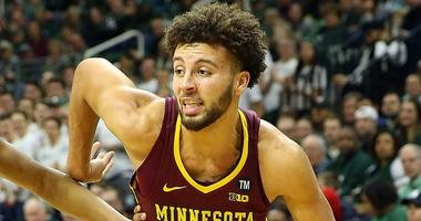 Gabe Kalscheur and the Gophers at Michigan State
