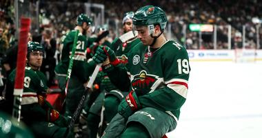 Another loss for the Wild