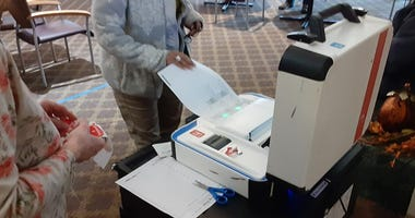 Voting tabulation