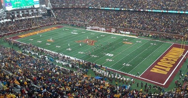 Gophers and Badgers