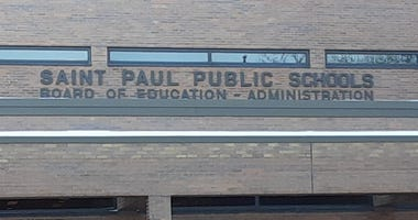st paul school district office