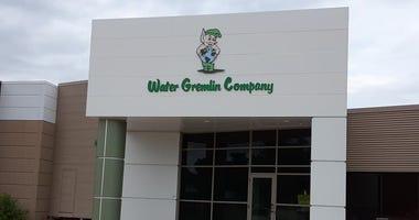 Front door of Water Gremlin