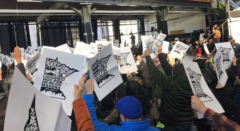 SEIU Local 26 votes in favor of Unfair Labor Practice strike