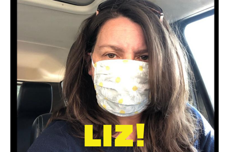 Liz mask game